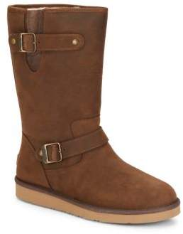 Sutter Leather & UGGpure Boots $240 thestylecure.com