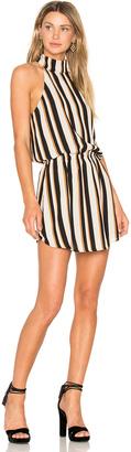 Line & Dot Oak Halter Dress $84 thestylecure.com