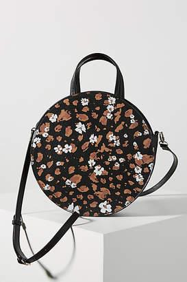 Anthropologie Alana Painted Circle Bag