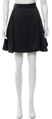 Kenzo Flounce Mini Skirt