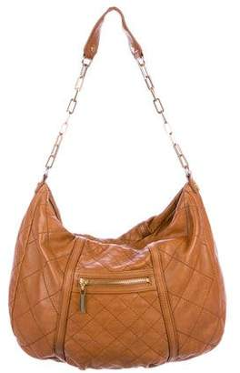 Tory Burch Alice Quilted Leather Hobo