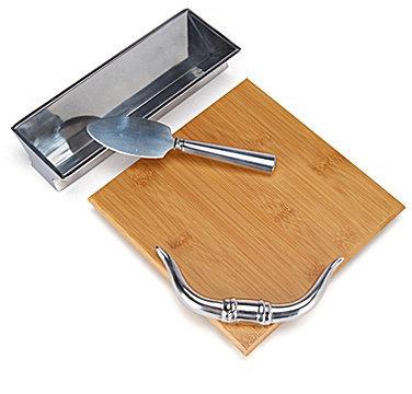 Arthur CourtArthur Court Longhorn 3-Piece Cheese Serving Set