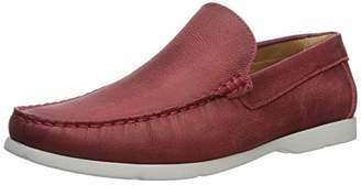Driver Club USA Men's Mens Genuine Leather Made in Brazil Destin Light Weight Venetian Loafer Shoe