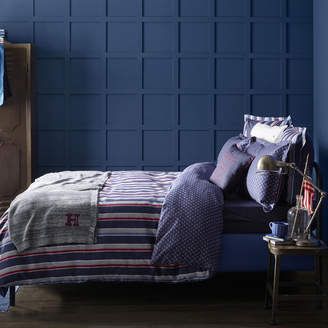 At Amara Tommy Hilfiger Preppy Look Striped Duvet Cover