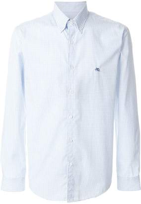 Etro striped buttondown shirt
