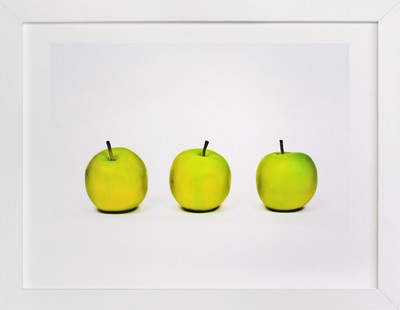 Green Apples Art Print