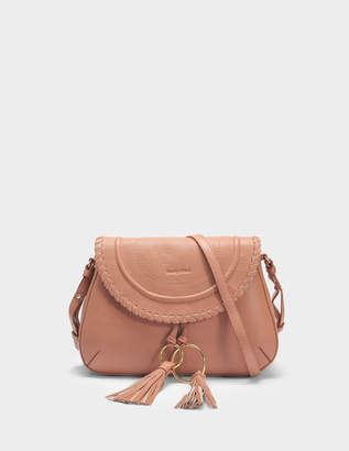 See by Chloe Polly Messenger Bag in Cheek Grained Leather