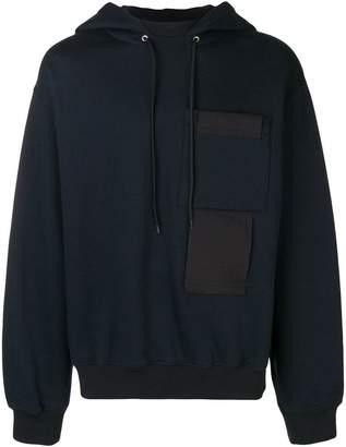 Oamc loose-fit hoodie