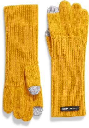 Rebecca Minkoff Milano Knit Gloves