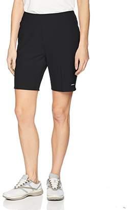 Cutter & Buck ANNIKA by Women's Moisture Wicking Drytec 50+ UPF Competitor Pull-on Short