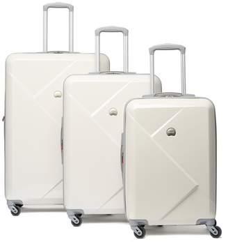 Delsey Xavier 3-Piece Hardside Luggage Set