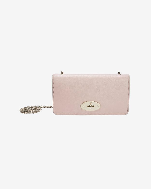 Mulberry Bayswater Wallet Clutch: Ballet Pink