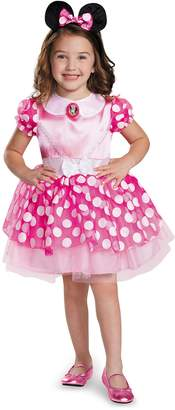 Disguise 67807K Minnie Classic Tutu Costume, Medium
