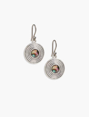 Lucky Brand SET STONE DROP EARRING