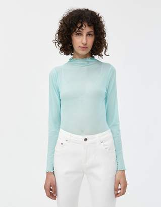 Which We Want Riley Mesh Top