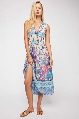 DAY Birger et Mikkelsen Spell And The Gypsy Collective Siren Song Boho Midi Dress