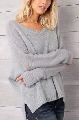 Wooden Ships Ansel V-Neck Sweater