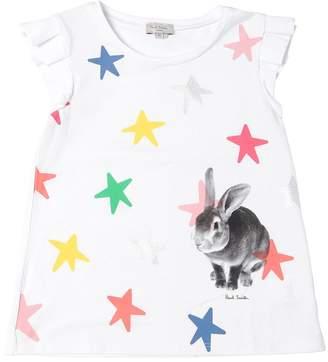Paul Smith Stars & Bunny Print Jersey T-Shirt