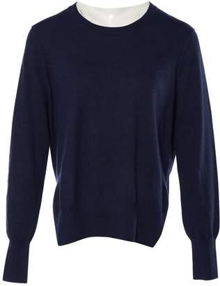 Etoile Isabel Marant Navy Cotton Knitwear