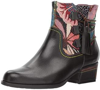 Spring Step L'Artiste by Women's Live Ankle Bootie