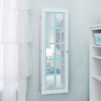 Co FirsTime & Aqua Pastel Jewelry Armoire