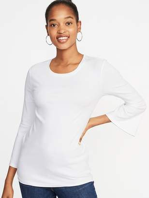Old Navy Slim-Fit Bell-Sleeve Top for Women