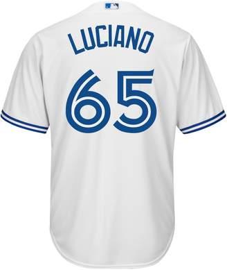 Majestic Elvis Luciano Toronto Blue Jays MLB Jersey Tee