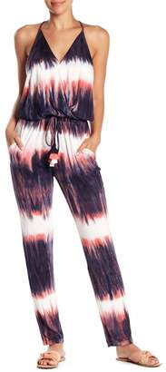 Young Fabulous & Broke YFB by Aviana Tie-Dye Jumpsuit
