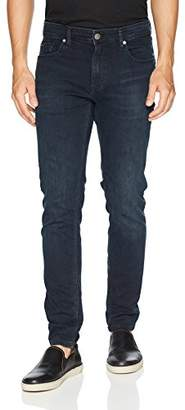 Tommy Hilfiger Men's Original Steve Slim Athletic Fit Jeans