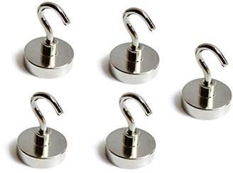 NEO Magnetics Neodymium Magnetic Hooks Stainless Steel