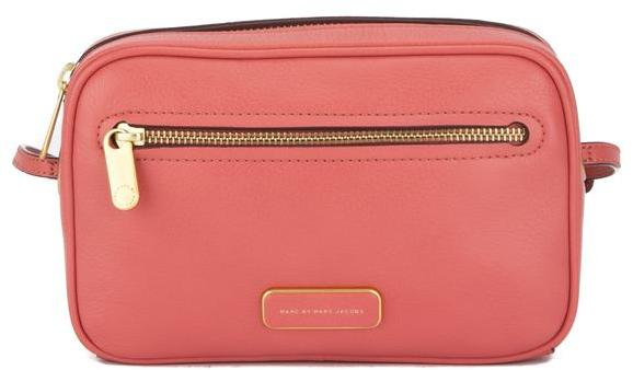 Marc By Marc Jacobs Marc Jacobs Red Sally Leather Small Crossbody Bag (New with Tags)