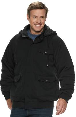 Big & Tall Victory Outfitters Quilted Fleece Zip Hoodie