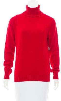 Ami Alexandre Mattiussi Wool Turtleneck Sweater