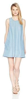 RVCA Junior's Release High Neck Tank Dress