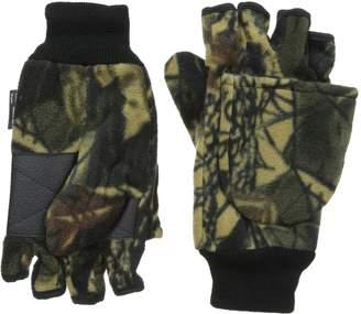 Quietwear Men's Fleece Flip Mitten with 40 GR Thinsulate