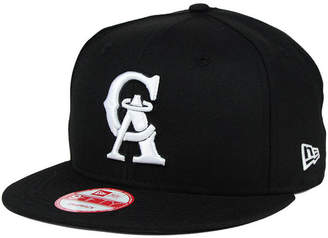 New Era Los Angeles Angels of Anaheim B-Dub 9FIFTY Snapback Cap
