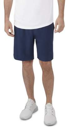 """Russell Big Men's Performance 9"""" 2-in-1 Stretch Woven Short with Boxer Liner"""