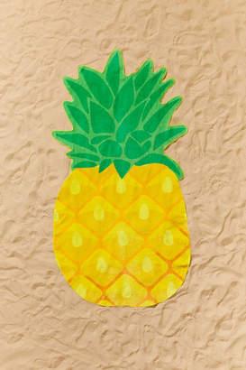 Sunnylife Pineapple Shaped Beach Towel