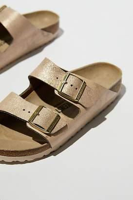 Birkenstock Arizona Washed Metallic Sandal