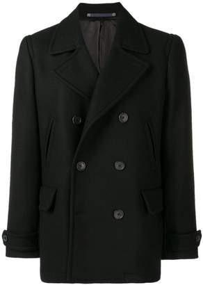 Paul Smith classic double-breasted coat