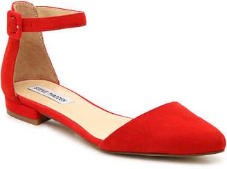 a30a92ea47e Steve Madden Red Women s flats - ShopStyle