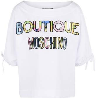 Moschino OFFICIAL STORE Short sleeve shirt