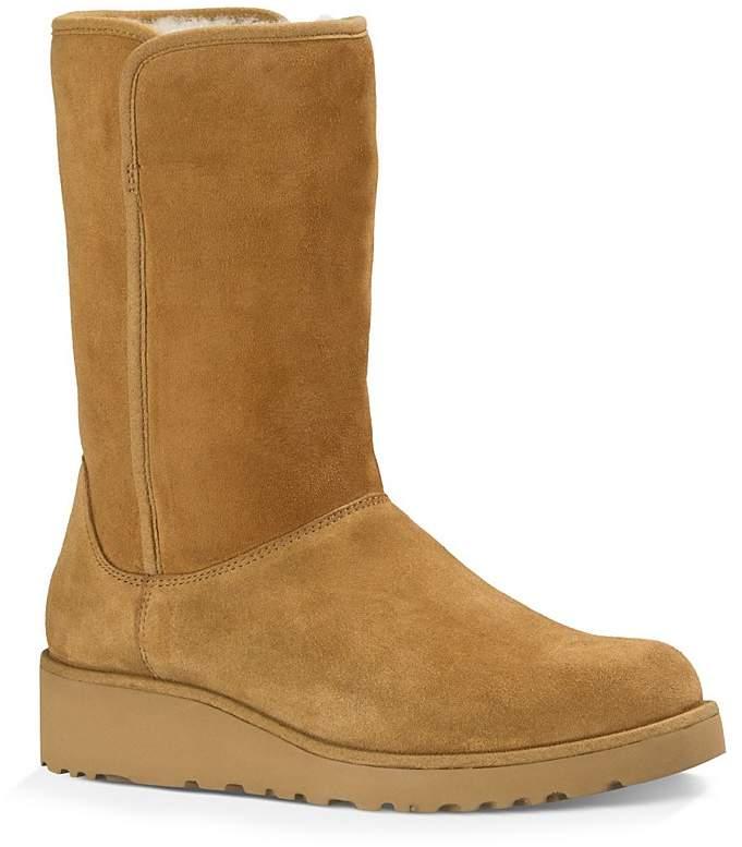UGGUGG® Amie Slim Short Wedge Boots