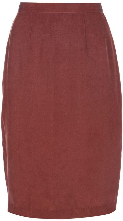 Oliver Vintage pencil skirt
