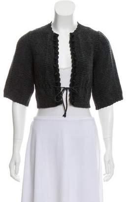 Chloé Cashmere Knit Shrug w/ Tags