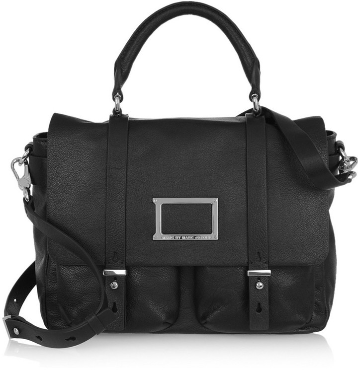 Marc by Marc Jacobs Werdie leather shoulder bag