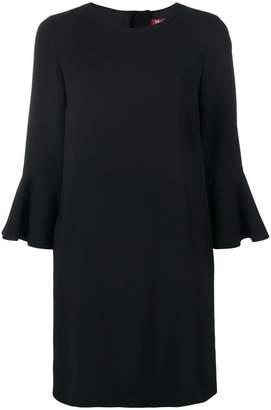 Max Mara flared sleeve mini dress