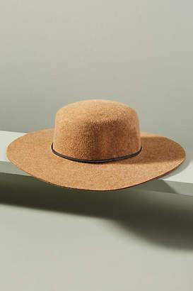 Frye Santa Fe Boater Hat