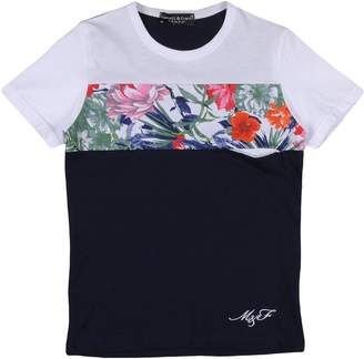 Manuell & Frank T-shirts - Item 12183476AJ