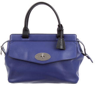 MulberryMulberry Bicolor Handle Bag